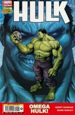 HULK E I DIFENSORI 32 - HULK 5 ALL-NEW MARVEL NOW!