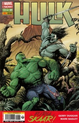 HULK E I DIFENSORI 34 - HULK 7 ALL-NEW MARVEL NOW!