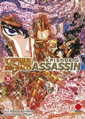 I CAVALIERI DELLO ZODIACO EPISODE G ASSASSIN 5