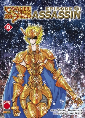 I CAVALIERI DELLO ZODIACO EPISODE G ASSASSIN 8