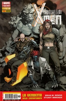I NUOVISSIMI X-MEN 20 - ALL NEW MARVEL NOW!