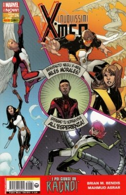 I NUOVISSIMI X-MEN 24 - ALL NEW MARVEL NOW!