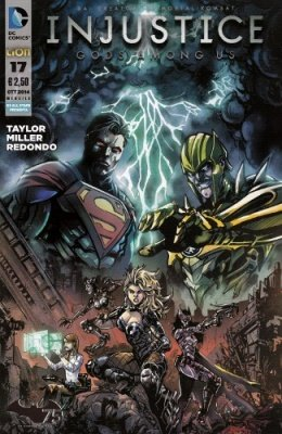 INJUSTICE GODS AMONG US 17