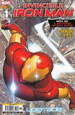 IRON MAN 37 - INVINCIBILE IRON MAN 1