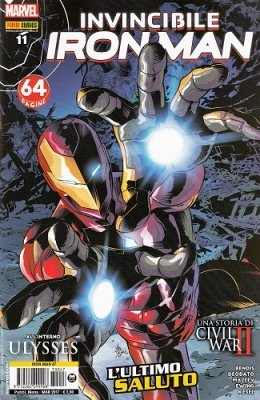 IRON MAN 47 - INVINCIBILE IRON MAN 11