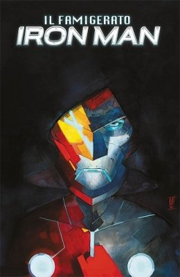 IRON MAN 50 - INVINCIBILE IRON MAN 1 VARIANT COVER FX