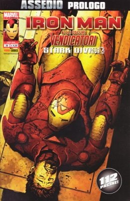 IRON MAN & GLI OSCURI VENDICATORI 30