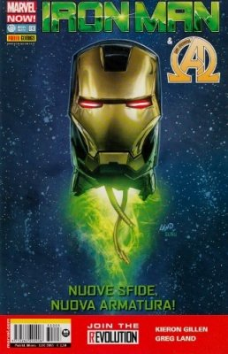 IRON MAN & NEW AVENGERS 3