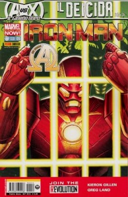 IRON MAN & NEW AVENGERS 5