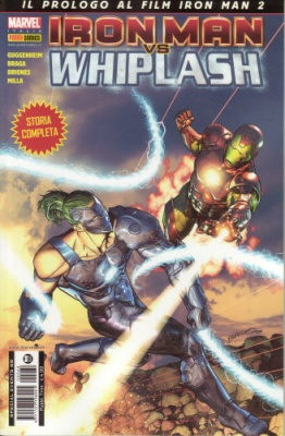 IRON MAN VS WHIPLASH - SPECIAL EVENTS 68