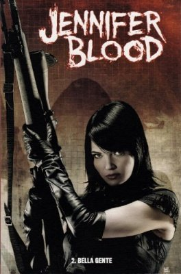 JENNIFER BLOOD 2 - BELLA GENTE - 100% PANINI COMICS