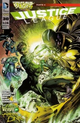 JUSTICE LEAGUE N. 30