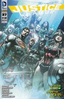 JUSTICE LEAGUE N. 37
