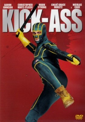 KICK-ASS SPECIAL EDITION 2 DVD