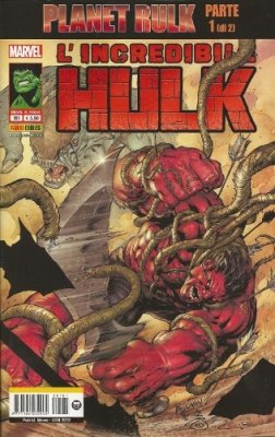 L'INCREDIBILE HULK 181