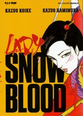 LADY SNOW BLOOD 1