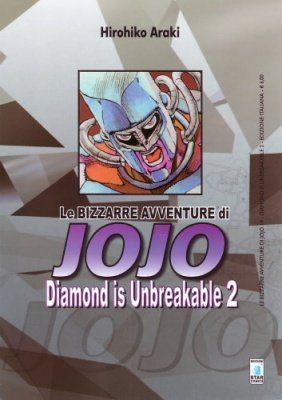 LE BIZZARRE AVVENTURE DI JOJO 19 - DIAMOND IS UNBREAKABLE 2
