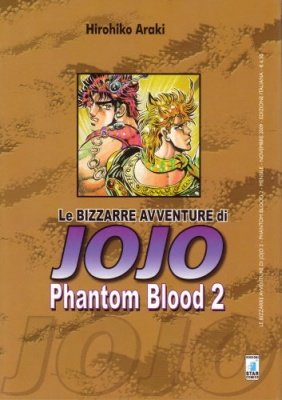 LE BIZZARRE AVVENTURE DI JOJO - PHANTOM BLOOD 2