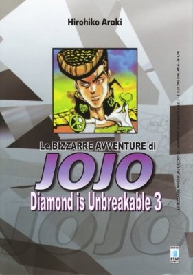 LE BIZZARRE AVVENTURE DI JOJO 20 - DIAMOND IS UNBREAKABLE 3