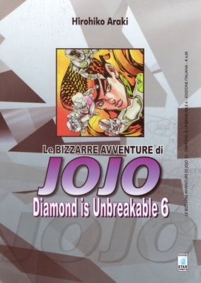 LE BIZZARRE AVVENTURE DI JOJO 23 - DIAMOND IS UNBREAKABLE 6