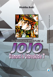 LE BIZZARRE AVVENTURE DI JOJO 24 - DIAMOND IS UNBREAKABLE 7