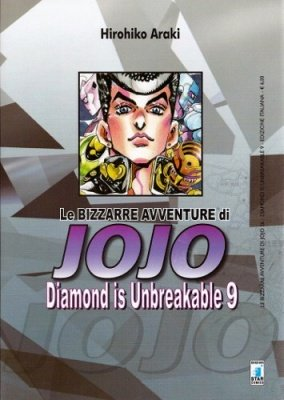 LE BIZZARRE AVVENTURE DI JOJO 26 - DIAMOND IS UNBREAKABLE 9