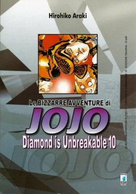 LE BIZZARRE AVVENTURE DI JOJO 27 - DIAMOND IS UNBREAKABLE 10