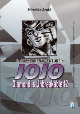 LE BIZZARRE AVVENTURE DI JOJO 29 - DIAMOND IS UNBREAKABLE 12