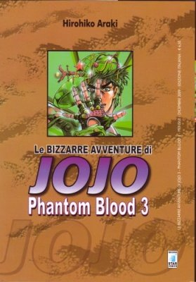 LE BIZZARRE AVVENTURE DI JOJO 3 - PHANTOM BLOOD 3