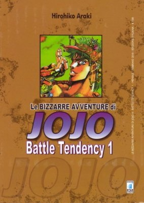 LE BIZZARRE AVVENTURE DI JOJO 4 - BATTLE TENDENCY 1