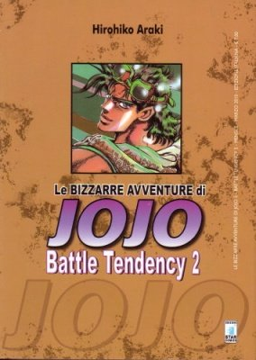 LE BIZZARRE AVVENTURE DI JOJO 5 - BATTLE TENDENCY 2