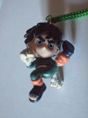 LEE GASHAPON CELLULAR STRAP