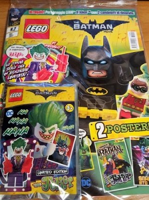 LEGO BATMAN MOVIE MAGAZINE 2