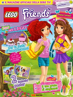 LEGO FRIENDS MAGAZINE 2