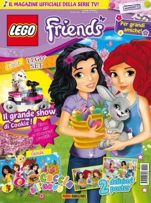 LEGO FRIENDS MAGAZINE 6