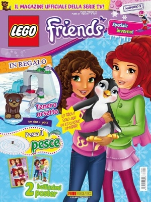 LEGO FRIENDS MAGAZINE 9