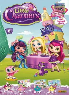 LITTLE CHARMERS 6