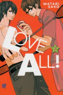LOVE ALL! 3