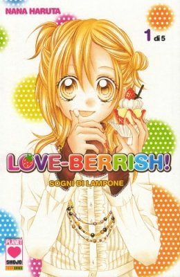 LOVE-BERRISH! 1