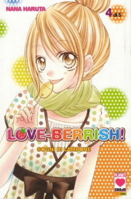 LOVE-BERRISH! 4
