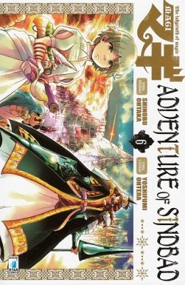 MAGI - ADVENTURE OF SINDBAD 6