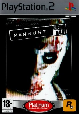 MANHUNT PS2 USATO