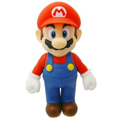 MARIO SUPER MARIO ACTION FIGURE