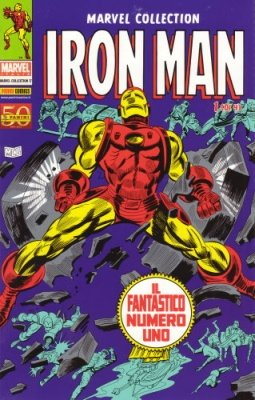 MARVEL COLLECTION 17 - IRON MAN 1 CON COFANETTO RACCOGLITORE