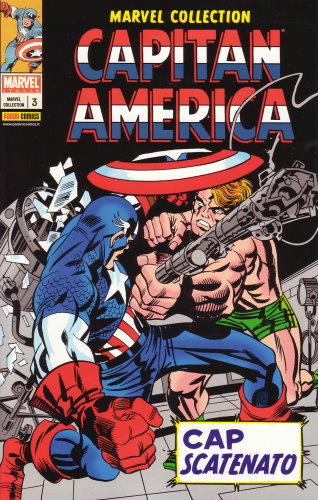 MARVEL COLLECTION 3 - CAPITAN AMERICA 3