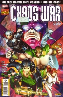 MARVEL CROSSOVER 71 - CHAOS WAR 1