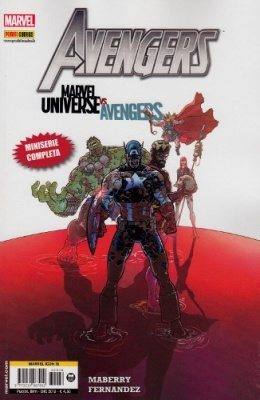 MARVEL ICON 16 - MARVEL UNIVERSE VS AVENGERS