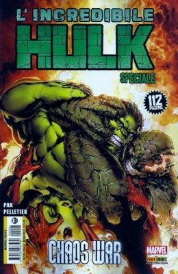 MARVEL ICON 6 - L'INCREDIBILE HULK SPECIALE - CHAOS WAR