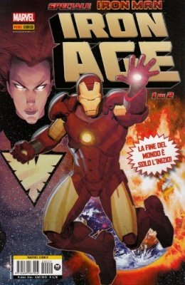 MARVEL ICON 9 - IRON AGE 1