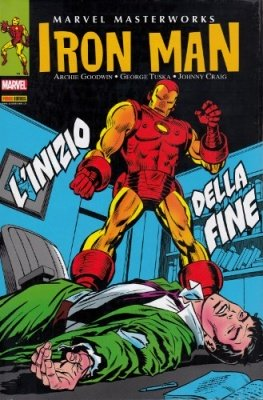 MARVEL MASTERWORKS IRON MAN 5